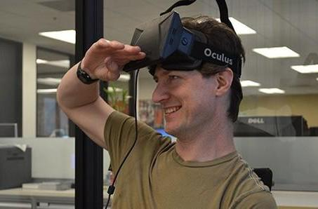 Oculus Rift secures $16 million in first round of investor funding