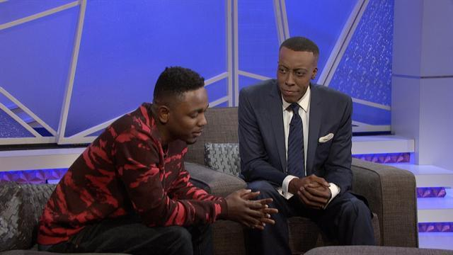 Kendrick Lamar Reacts to Ice Cube's Praise & Talks Compton Roots with Arsenio