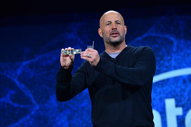 Intel's '3D' Lakefield chips arrive for foldables and ultrathin laptops