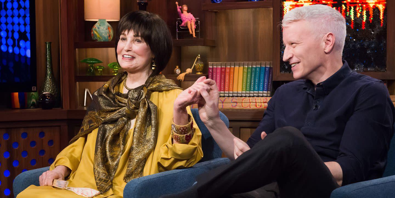 Gloria Vanderbilt Leaves Her Son Anderson Cooper $1 5 Million in Her Will