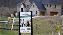 Mortgage applications drop as house prices rise