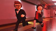 Daniel Radcliffe turns super-spy for the new 'Playmobil: The Movie' trailer