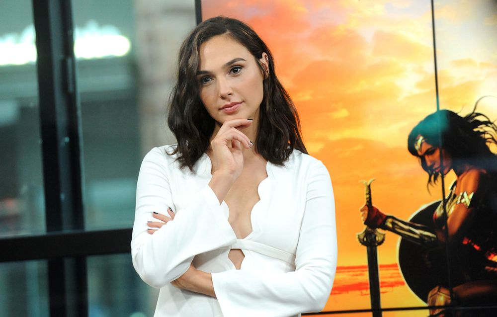 Gal Gadot of 'Wonder Woman' on May 23, 2017 in New York City. (Photo: Getty Images)