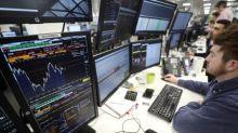 Global mood, weaker pound lift FTSE 100