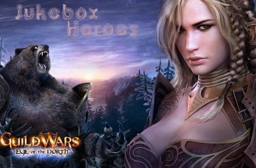 Jukebox Heroes: Guild Wars Eye of the North's soundtrack