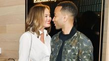 Chrissy Teigen Expecting Baby No. 2 With John Legend!