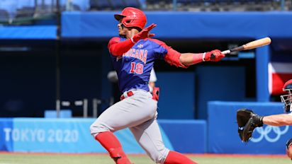 Olympics help MLB prospects in one big way