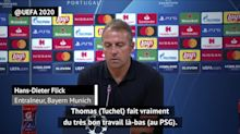 """Finale - Flick : """"Tuchel fait vraiment du très bon travail"""""""