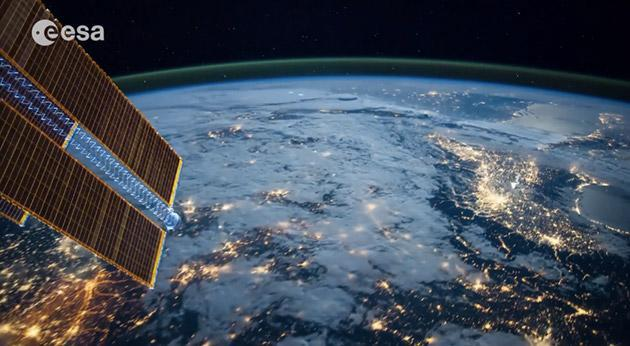 Fly across the Earth on board the ISS with this timelapse video
