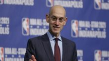 NBA's Adam Silver: I 'haven't given any thought' to becoming NFL commissioner