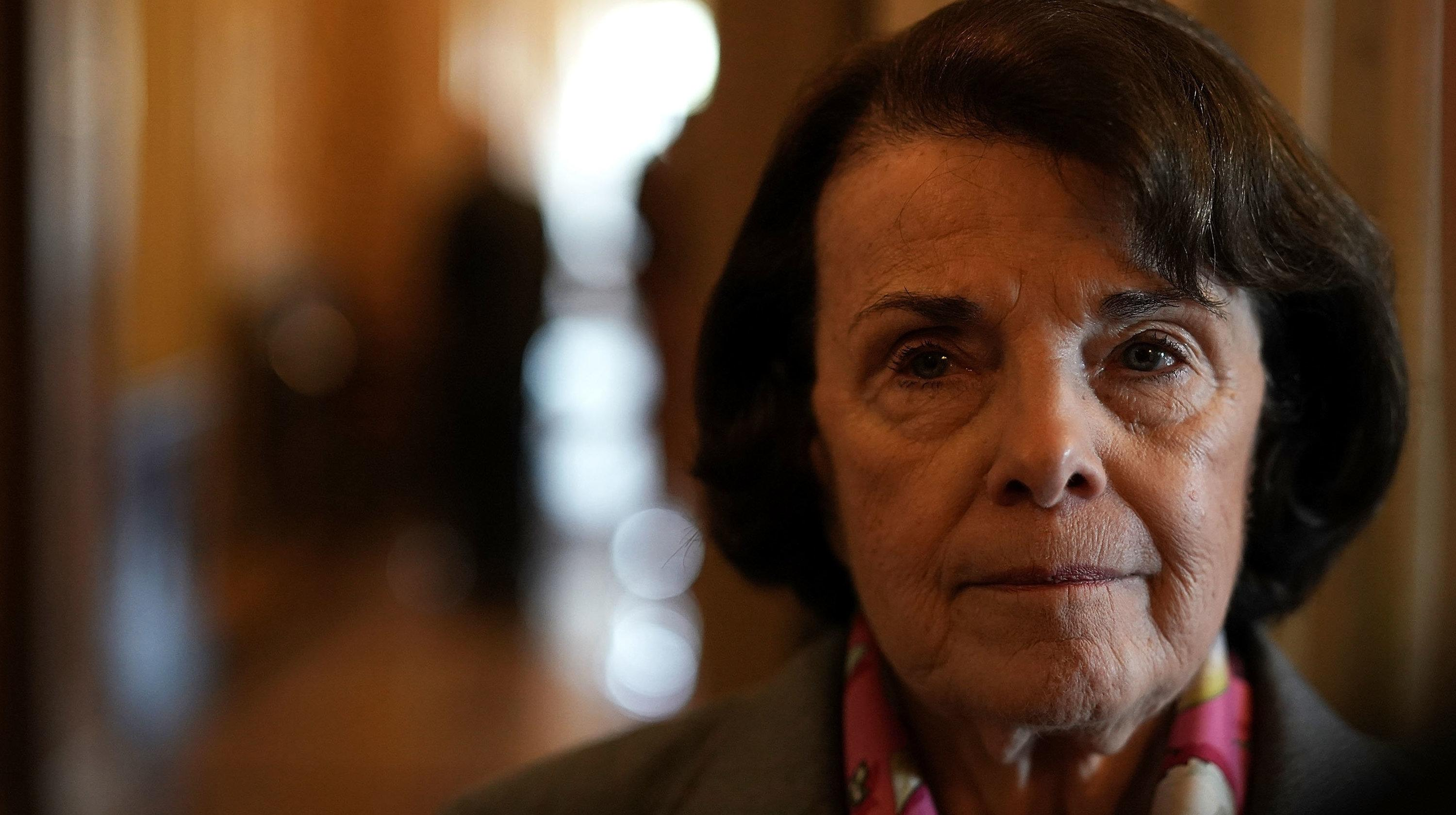 California Democrats Decline To Endorse Dianne Feinstein For Re-Election