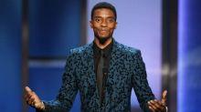 """""""C'est plus que déchirant"""" : pluie d'hommages après la mort de l'acteur américain Chadwick Boseman"""