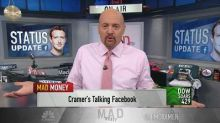 Post scandal, Cramer assesses damage in Facebook, Tesla a...