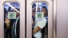 日本地鐵助推員 工作假期一樣可以申請