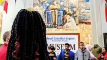 Tours offer newcomers chance to learn about Canadian military history