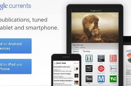 Google introduces Currents: magazine-like news reader for Android and iOS (video)