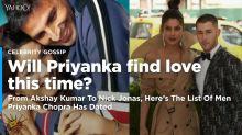 Here's The List Of Men Priyanka Chopra Has Dated