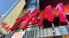 H&M's sales surge as restrictions ease, still below pre-pandemic levels
