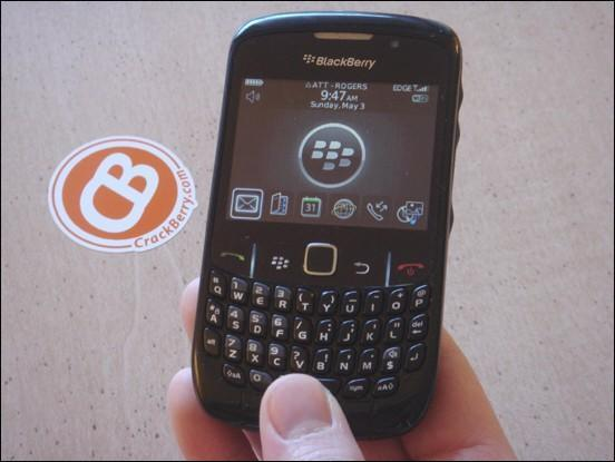 BlackBerry Curve 8520 gets pre-reviewed