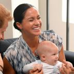 Prince Harry Said Baby Archie Recently Saw Snow for the First Time