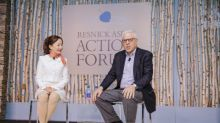 Ctrip Group CEO Jane Sun shares the secret to 210x growth with David Rubenstein