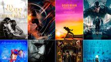 Los 22 estrenos que debes tener en cuenta para lo que queda de 2018