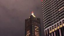 高市37家飯店晚間同步亮燈 邀大家安心遊高雄