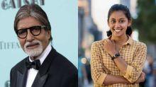Amitabh Bachchan Praises YouTuber Arya Dhayal; Thanks Music Partner For Brightening His Day