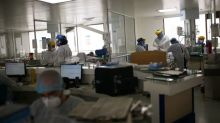 With ICUs nearly full, Colombia nears 80,000 COVID-19 deaths