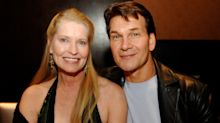 Patrick Swayze's widow is passionate about ending pancreatic cancer, 11 years after his death: 'His fight was so heroic'