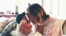 Kate Hudson cría a su bebé sin género , ¡ni niño ni niña!