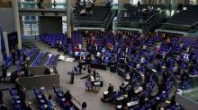 Bundestag debattiert über Aufnahme von Flüchtlingen