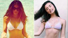 Mini-Me! Kate Beckinsale's 18-Year-Old Daughter Lily Looks Like Her Twin in New Bikini Photo