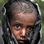Over 300,000 Rohingya children 'outcast and desperate' amid refugee crisis