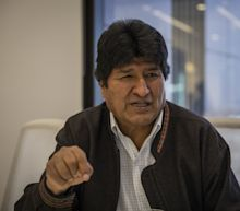 Evo Morales Says 32-Year-Old Senator Is Bolivia's Rightful President
