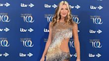 Dancing On Ice's Caprice likes fan tweets after 'parting ways' with Hamish Gaman
