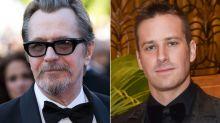 Gary Oldman, Armie Hammer to Star in Opioid Thriller 'Dreamland'