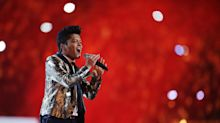 Bruno Mars Asked to Perform, 'Curate' Super Bowl 50 Halftime Show