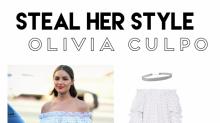 Steal her Style: Der Off-Shoulder-Style von Olivia Culpo
