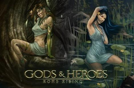 THQ signs German publishing deal for Gods and Heroes