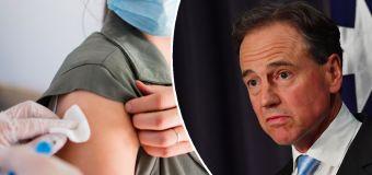 Startling twist in Australia's Covid vaccine rollout