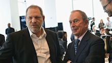Harvey Weinstein Recorded A Robocall For Mike Bloomberg In 2005