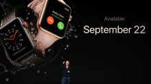 Apple shares slip on smartwatch reviews