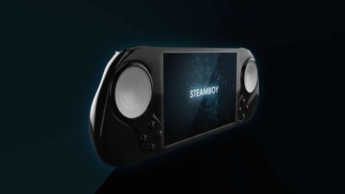 Smach Zero: Der Steamboy wird Wirklichkeit