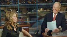"""El efecto Britney: fans de Jennifer Aniston condenan """"repugnante"""" entrevista de David Letterman"""