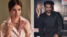 Is Emma Roberts Romancing Jr NTR in Rajamouli's 'RRR'?