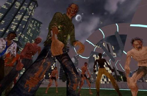 Halloween comes to City of Heroes