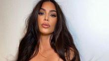 Kim Kardashian shares underwear pics taken by Kanye West
