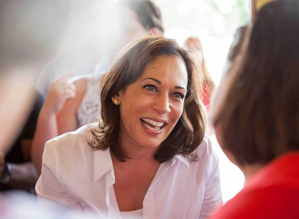 Here S What Kamala Harris Likes To Eat And Cook