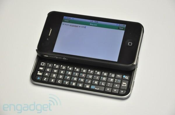 BoxWave Keyboard Buddy iPhone case review